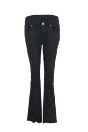 C&S Bootcut Jeans - Zwart