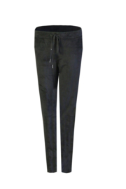 C&S Pantalon Suedine - Zwart