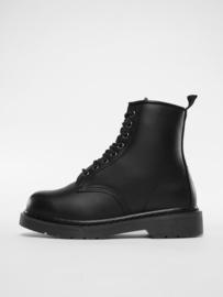 Boots Heavy Lace - Zwart