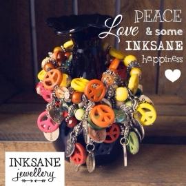 Peace - Vrede Armband