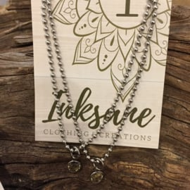 Share Bracelets Glimmertje - Zilverkleur