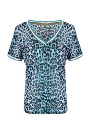 T-shirt Panter - Turquoise