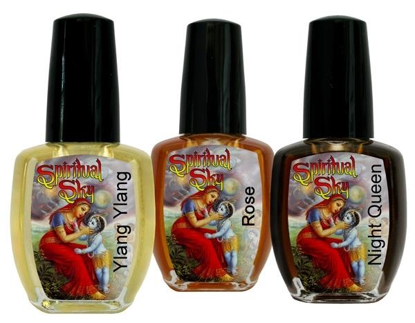 Spiritual Sky parfum olie