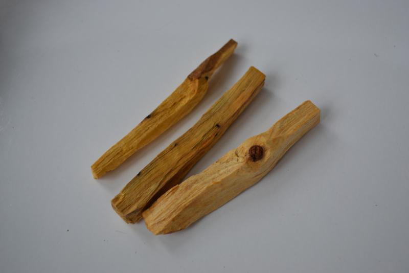 Heilig hout stokjes Palo Santo