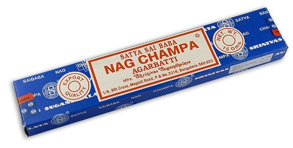 Nag Champa Wierook Original