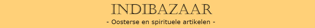 Indibazaar - Oosterse en Spirituele Artikelen