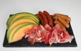 Tapas buffet traditioneel