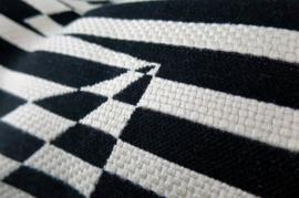 Kirkby Design Stripey Zig Zag Bird