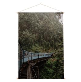 Poster 'Trein Sri Lanka'
