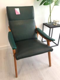 #RECYCLE - Retro vintage fauteuil set van 2