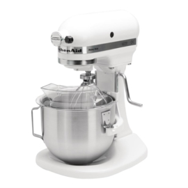 KitchenAid K5 professionele mixer-keukenrobot wit 4,8ltr
