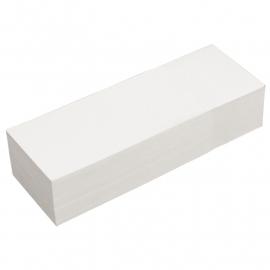 Servetbanden papier met lijmlaag
