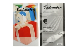 Cadeaubon KADO, 25 stuks inclusief enveloppen BH450700