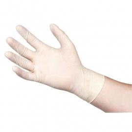 Latex handschoenen poedervrij, maat S artikel BHy262-s