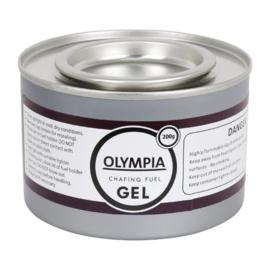 Olympia brandpasta gel 200g