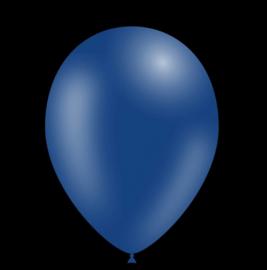 Feest ballonnen - 30cm -donkerblauw