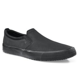 Shoes for Crews hereninstappers zwart