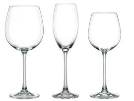 Wijnglazenset 'Vivendi', 18-delig