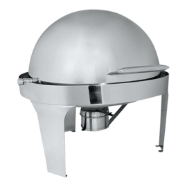 MaxPro chafing dish rond roll top
