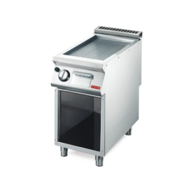Gastro M 700 Plus gas bakplaat GM70/40 FTRGS