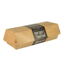 Baguettebox (Good Food), Karton | 6,2x7,5x21cm