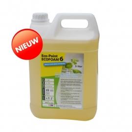 Natuurlijke allesreiniger Ecofoam 6 100%  5 liter