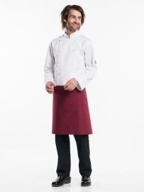 Sloof burgundy 50 lang x 100 breed zonder zak