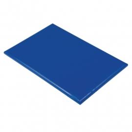 Snijplank blauw 25 mm dik