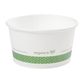 Vegware composteerbare bakjes 35cl