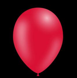 Feest ballonnen - 30cm -rood