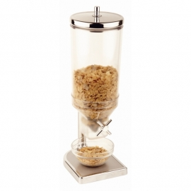 Cereal dispenser 1 x 4,5 ltr artikel BHs504