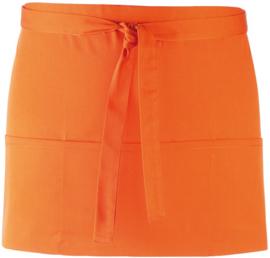 Sloof 30cm met zakken orange