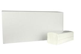 Handdoekje Z vouw cellulose 2 lgs 21 x 25 cm