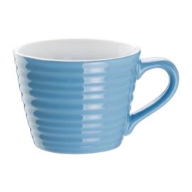 Olympia Café mokken blauw 23cl