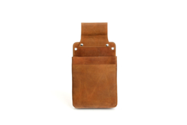 Holster beurs – notitieblok – hunter leer cognac