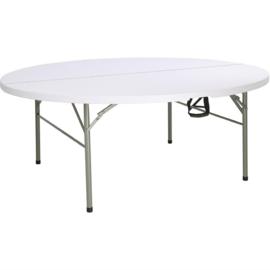 Bolero inklapbare ronde tafel 183cm