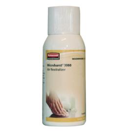 Rubbermaid Microburst luchtverfrisser navulling 'Energizing spa'