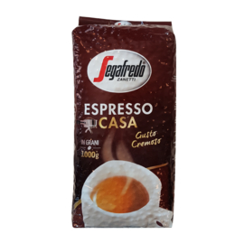 Segafredo – Espresso Casa – 1 kg – Koffiebonen