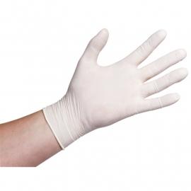 Latex handschoenen gepoederd maat S artikel BHa228-s