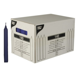 kaarsen (19,5cm), Blauw | Ø21,5mm