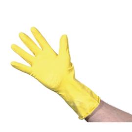 Jantex huishoudhandschoenen geel