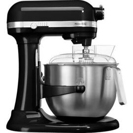 KitchenAid keukenmachine K7 Heavy Duty zwart