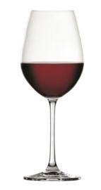 Rode wijnglas 'Salute', 550 ml
