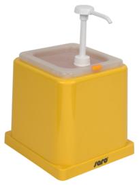 Mosterd Dispenser Model SD-2