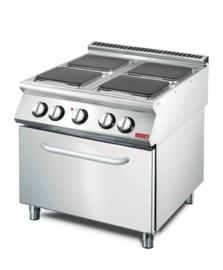 elektrisch fornuis 70/80 CFE + oven