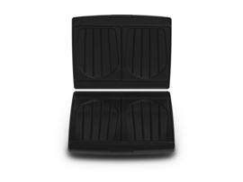 Set bakplaten Croque / Sandwich- voor Combi Grill CW2428