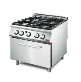gaskooktoestel 70/80 CFGB + oven