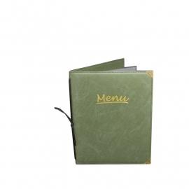 Menumap Madeleine A5 groen