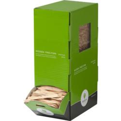 Biodore® Vork, fritesvork, Hout, 80mm, naturel