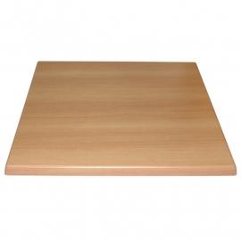 Tafelblad vierkant 70x70cm beuken BHgg638